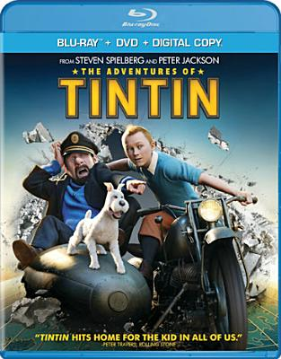 ADVENTURES OF TINTIN BY BELL,JAMIE (Blu-Ray)