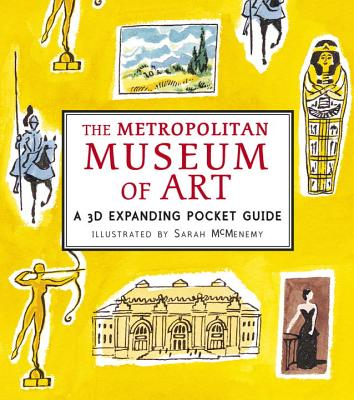 The Metropolitan Museum of Art By McMenemy, Sarah/ McMenemy, Sarah (ILT)